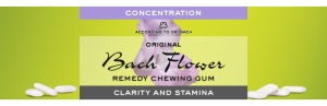 bach flower concentration