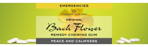 bach flower emergency