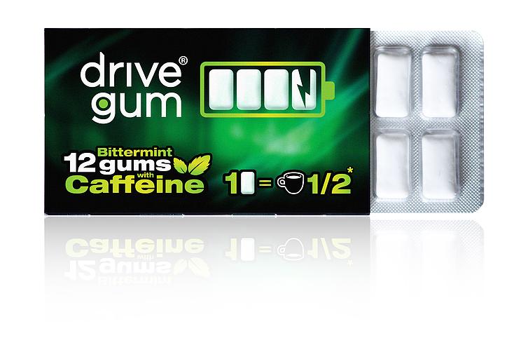 drive gum guarana