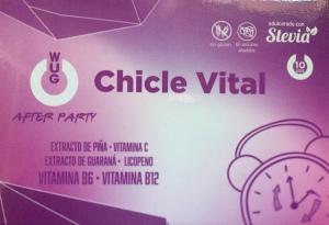 chicle vital WUG