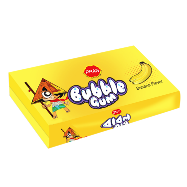 bubble-gum-Banana